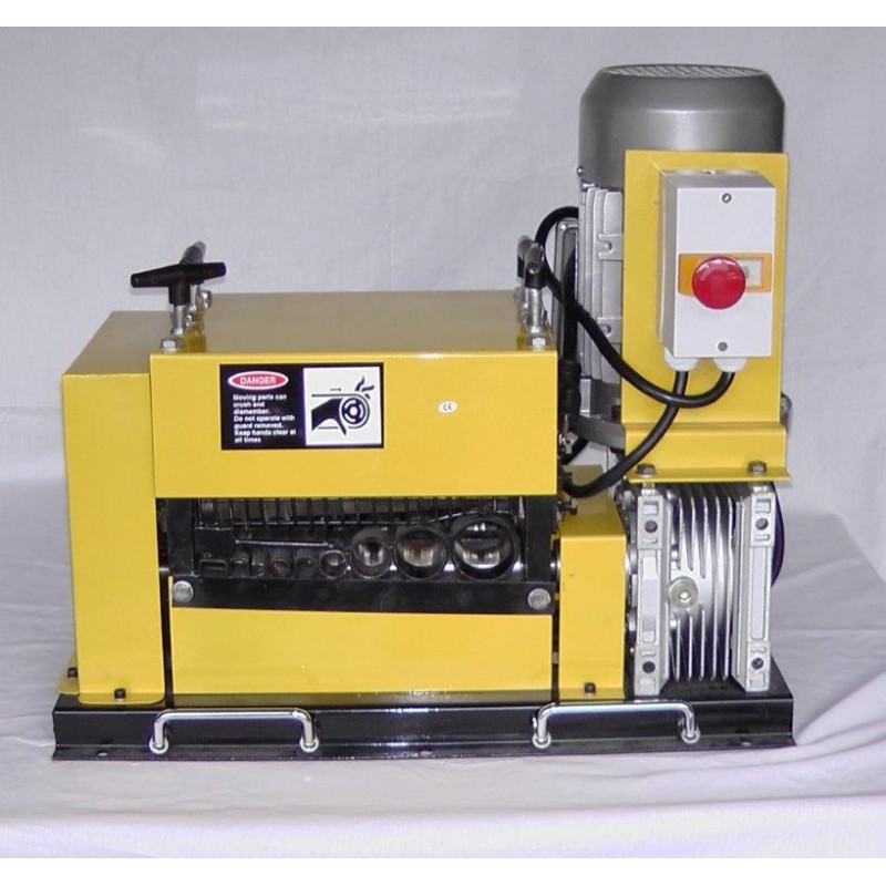 BWS-50 MF automatic s wire recycling machine on